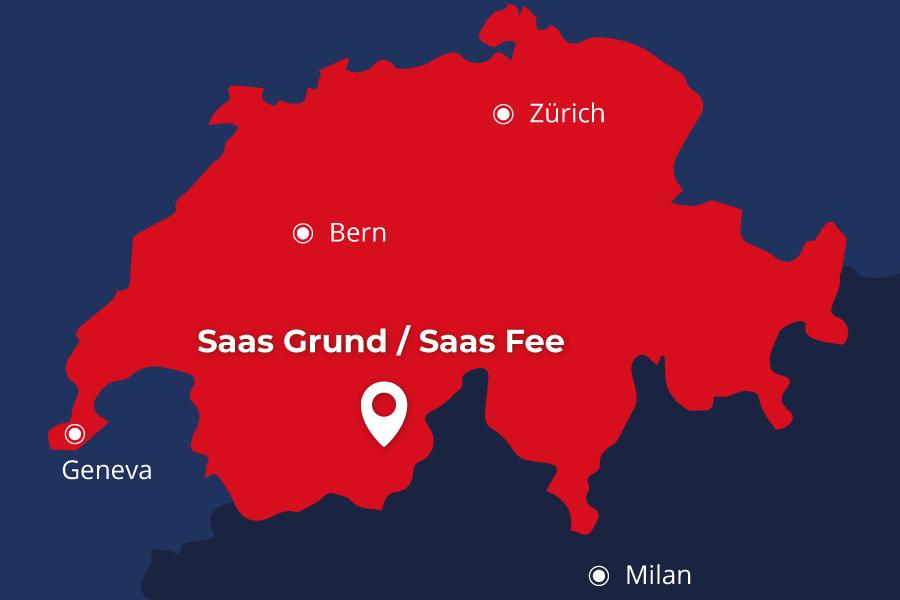 Saas-Grund - Saas-Fee