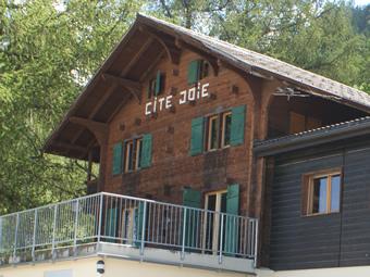 Chalet Cité-Joie