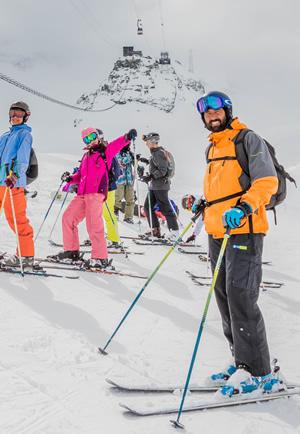 Ski Snowboard Counsellor