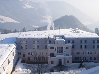 Swiss Alpine Centre